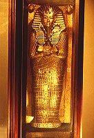 Sarkophagus of Tutankhamun