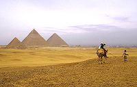 Pyramides of Giza