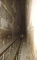 inside the Cheops-Pyramid