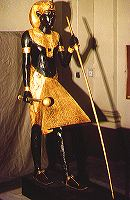 Tutankhamun Statue