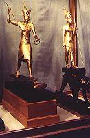 Tutankhamun Statuettes