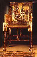 Tutankhamuns's Throne