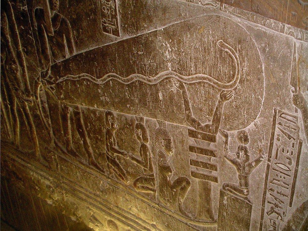 Der Hathor-Tempel in Dendera
