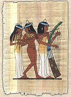 Ägypten - Papyrus